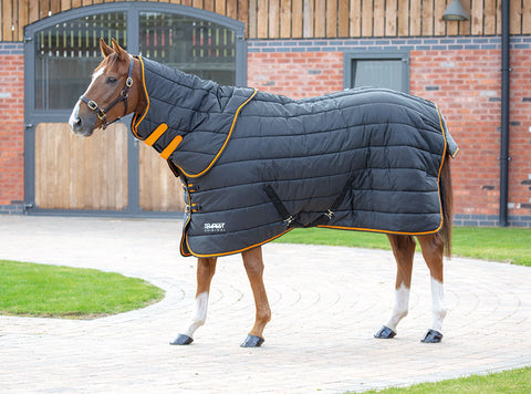 Shires Tempest 300g Stable Rug & Neck Set