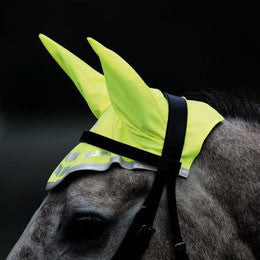 Shires EQUI-FLECTOR Reflective Fly Veil