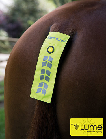 Equi-Flector Flashing Tail Strap