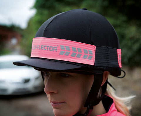 EQUI-FLECTOR Hat Band
