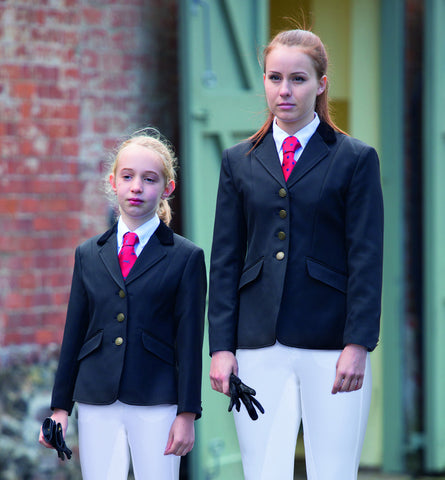 Shires Aston Competition Jacket - Children's