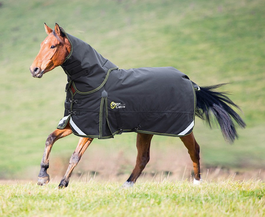 Shires StormCheeta 300g Rug and Neck Set