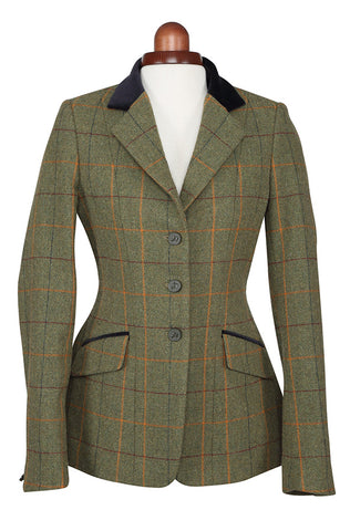 Aubrion Saratoga Tweed Jacket - Maids