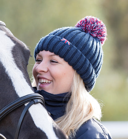 Shires Team Bobble Hat