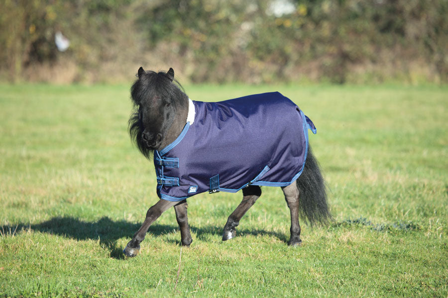 Shires Tempest Original 200g Mini Turnout Rug