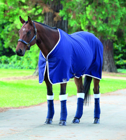 Shires Premium Stable Sheet Travel Rug