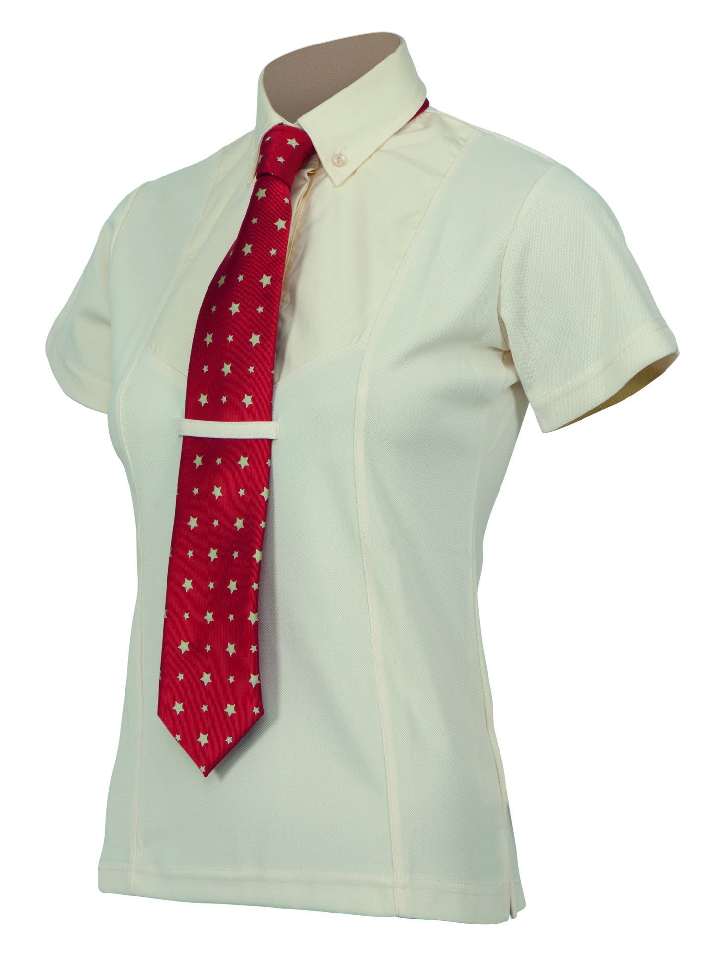 Shires Short Sleeve Tie Shirt - Children's