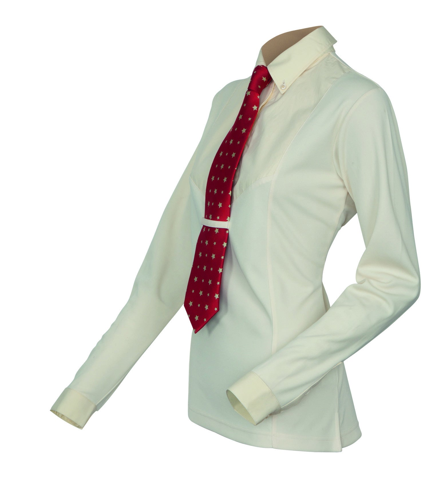 Aubrion Long Sleeve Tie Shirt - Children's