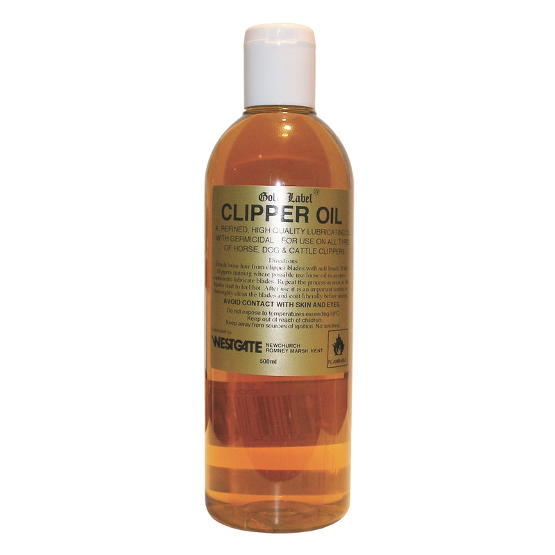 Gold Label Clipper Oil