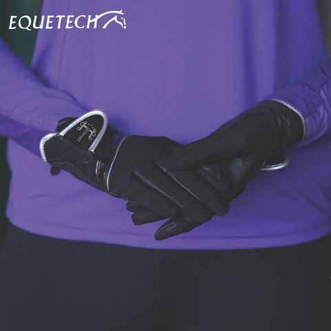 Equetech Airflex Riding Gloves