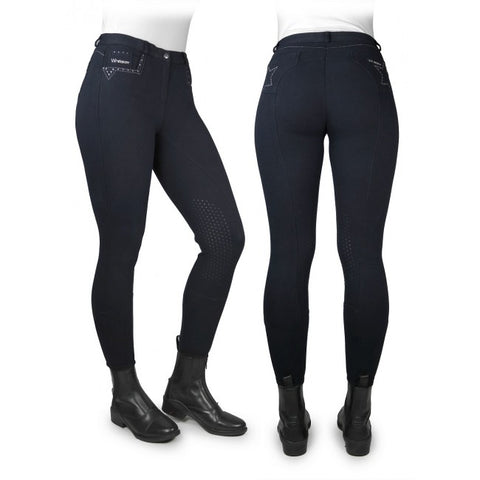 Whitaker Kids Birtle Diamante Breeches