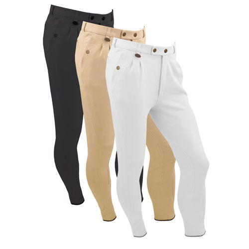Equetech Junior Boys Casual Breeches