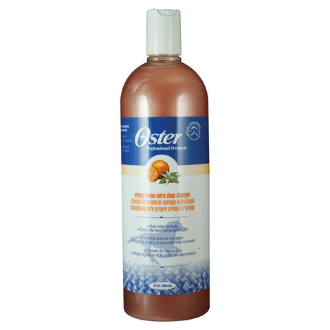 Oster Orange Creme Extra Clean Shampoo
