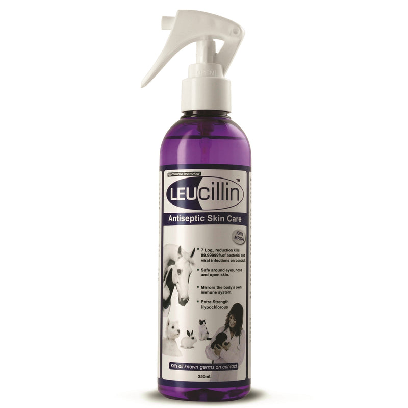 Leucillin First Aid Spray