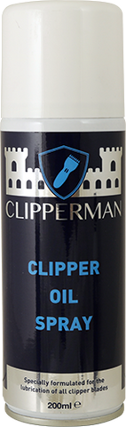 Clipperman Clipper Oil Spray x 200 Ml