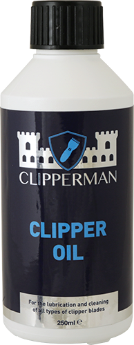 Clipperman Clipper Oil x 250 Ml