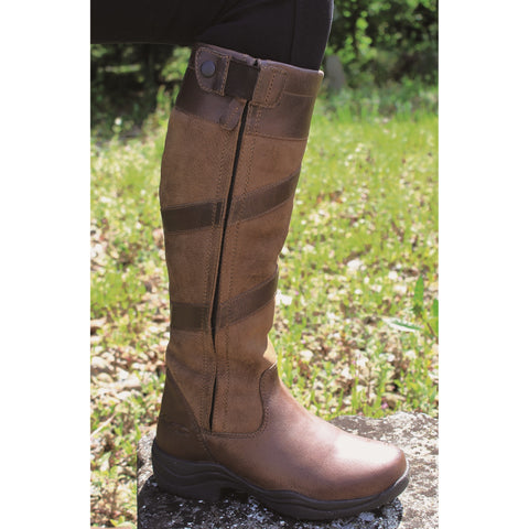 Mark Todd Waterproof Tall Zip Boot