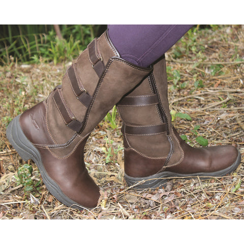 Mark Todd Adjustable Short Country Boot