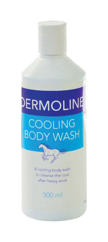 Dermoline Cooling Body Wash