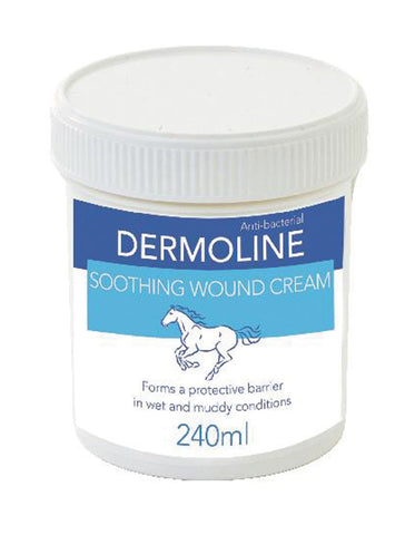 Dermoline Soothing Wound Cream