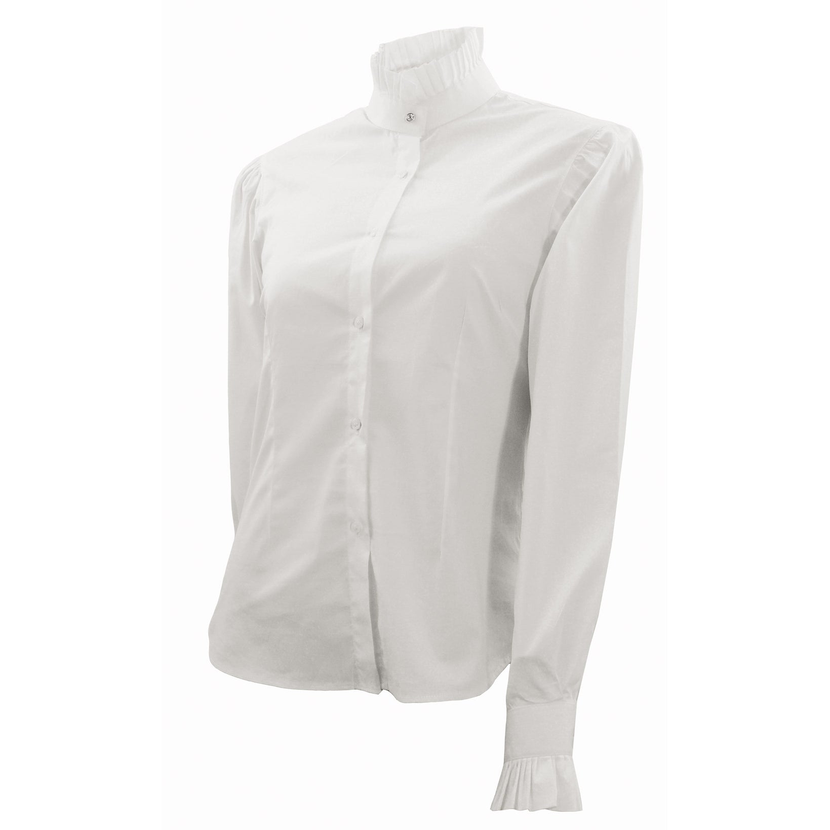 Equetech Frilly Show Shirt