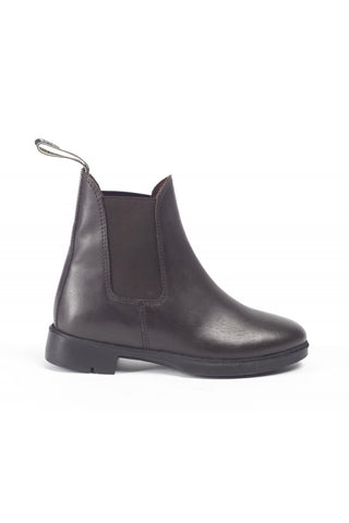 Brogini Pavia Piccolino Childs Jodphur Boots Brown