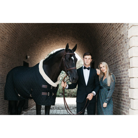 Kentucky Horsewear Show Rug – Black