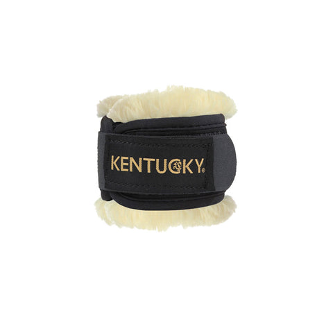 Kentucky Horsewear Sheepskin Pastern Wrap