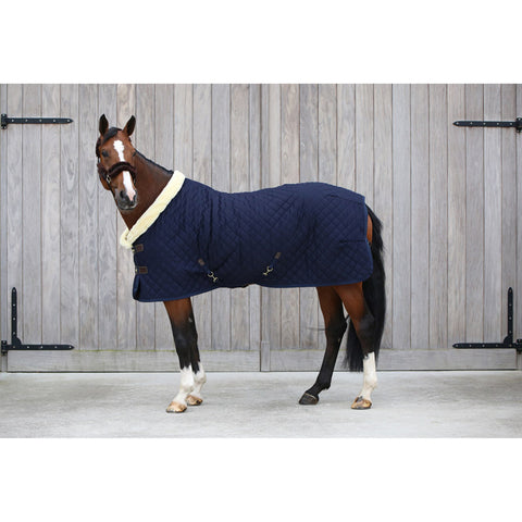 Kentucky Horsewear Show Rug – Navy