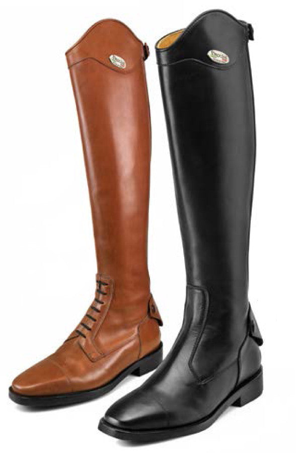 Brogini Livorno Long Boot With Wave Top