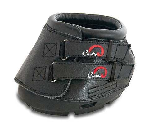 Cavallo Simple Boot With FREE Hoof Pick & Brush