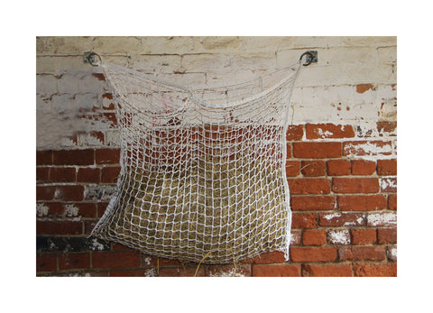 Lincoln Small Holed Mesh Hay Net One Size Black