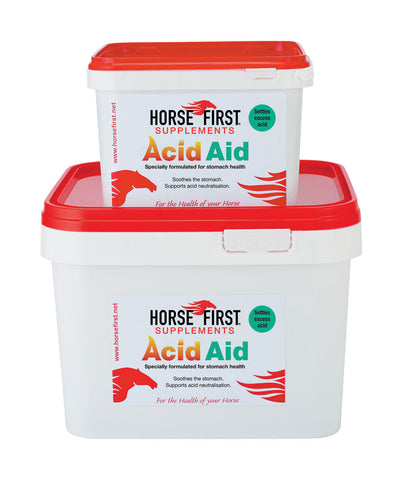 Horse First Acid Aid