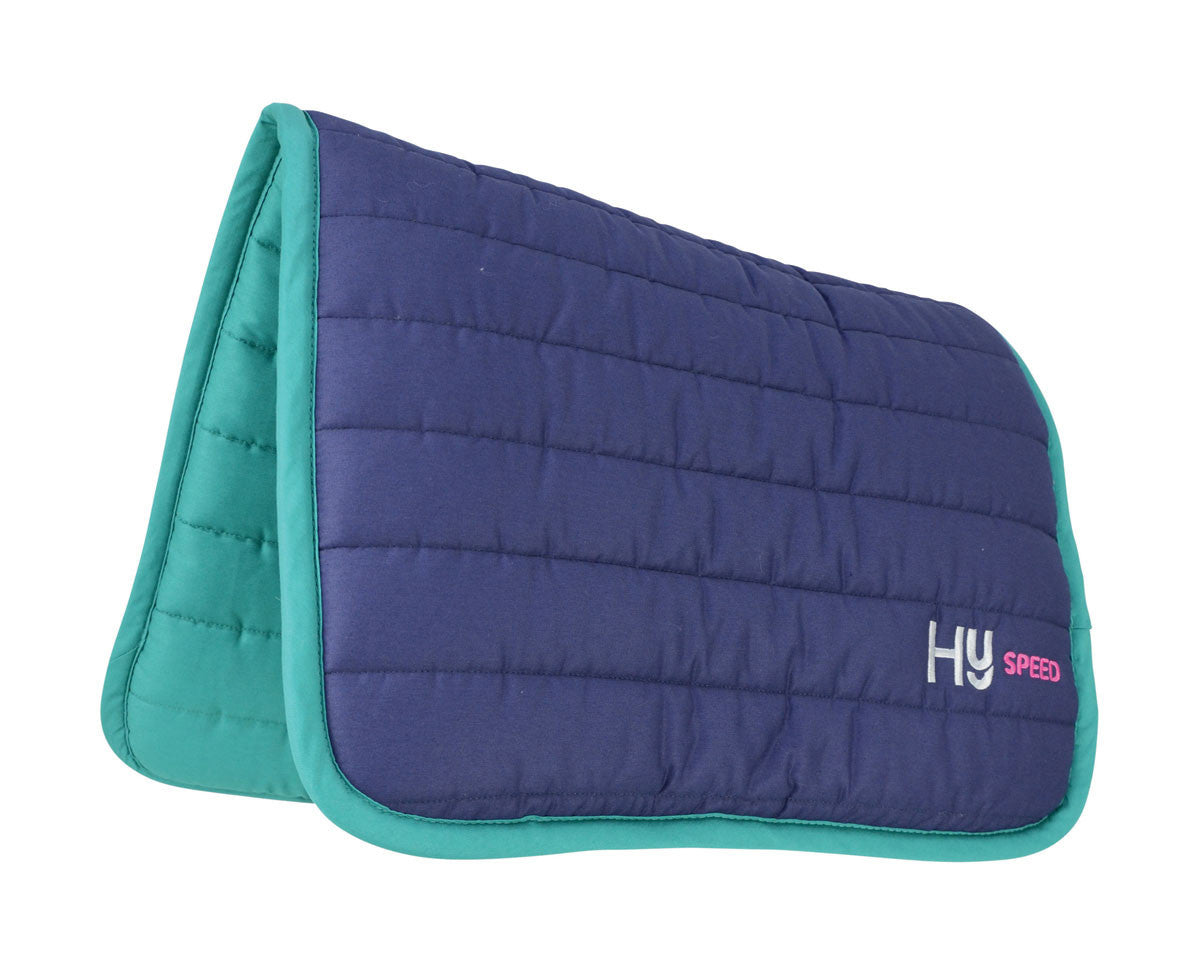 HySPEED Reversible Two Colour Saddle Pad