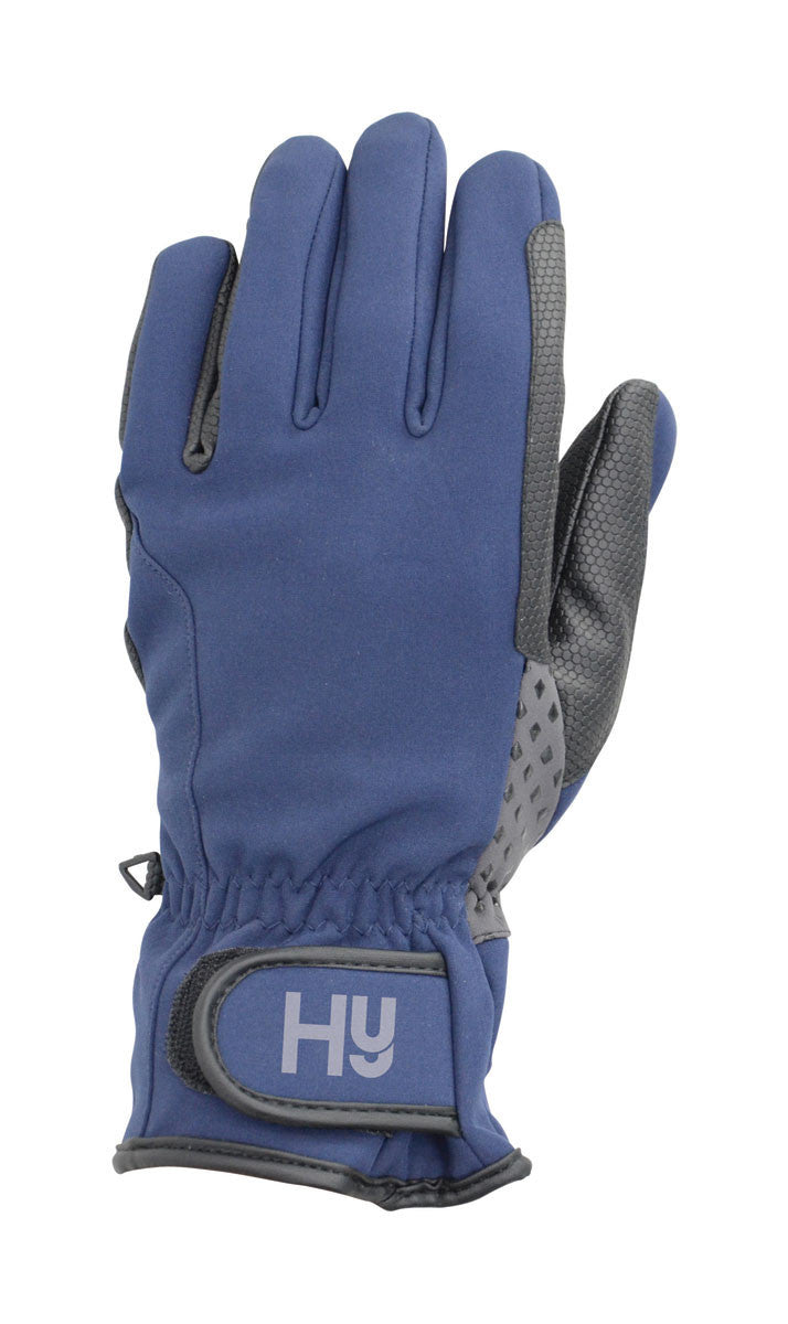Hy5 Water Resistant Softshell Riding Gloves