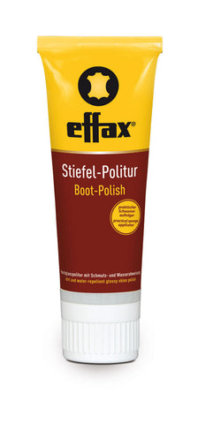 Effax Black Boot Polish