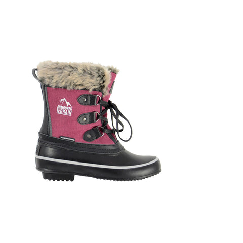 HyLAND Short Mont Blanc Winter Boots Berry