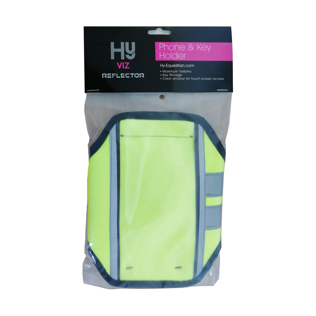 HyVIZ Reflector Phone & Key Holder