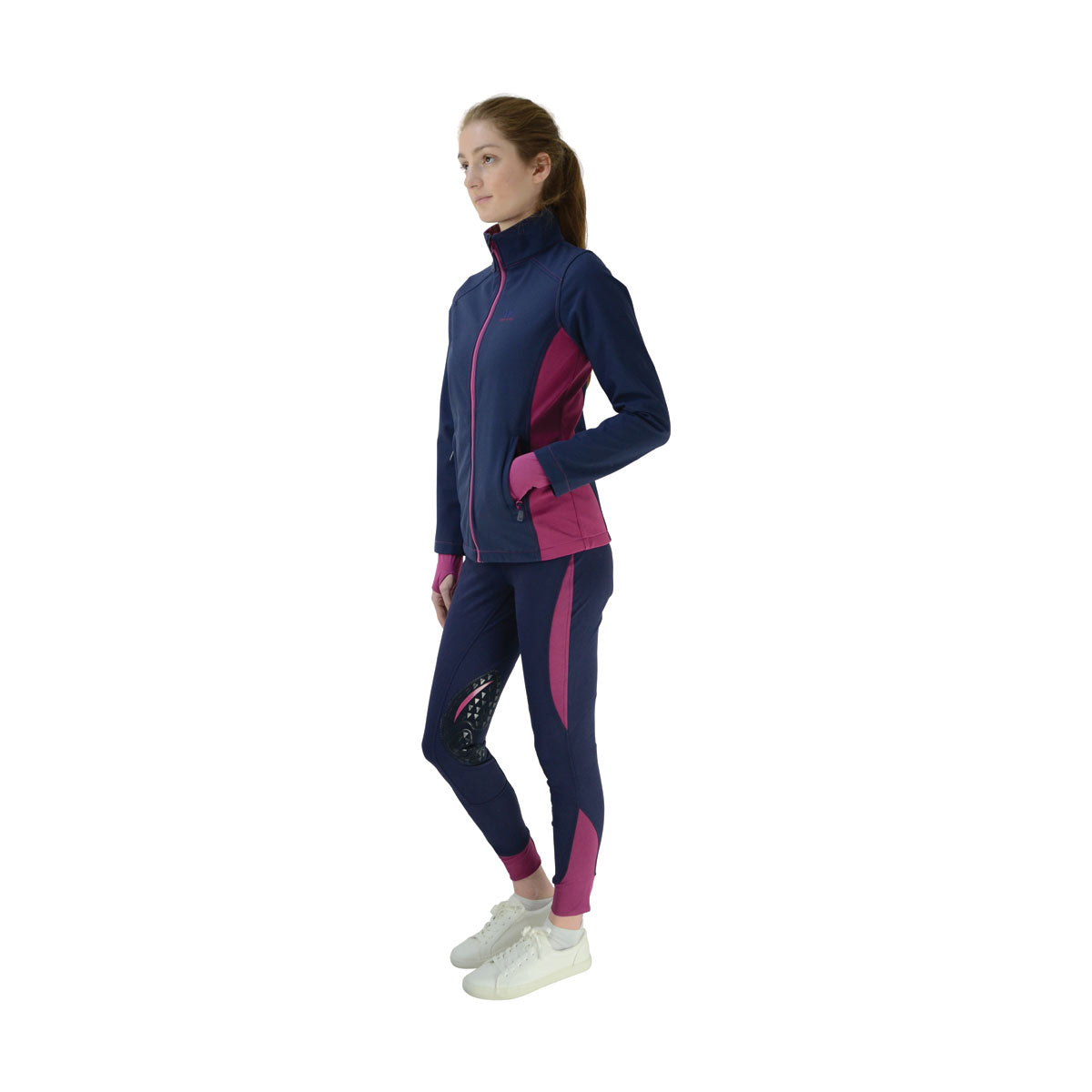 HyFASHION Sport Active + Softshell Jacket