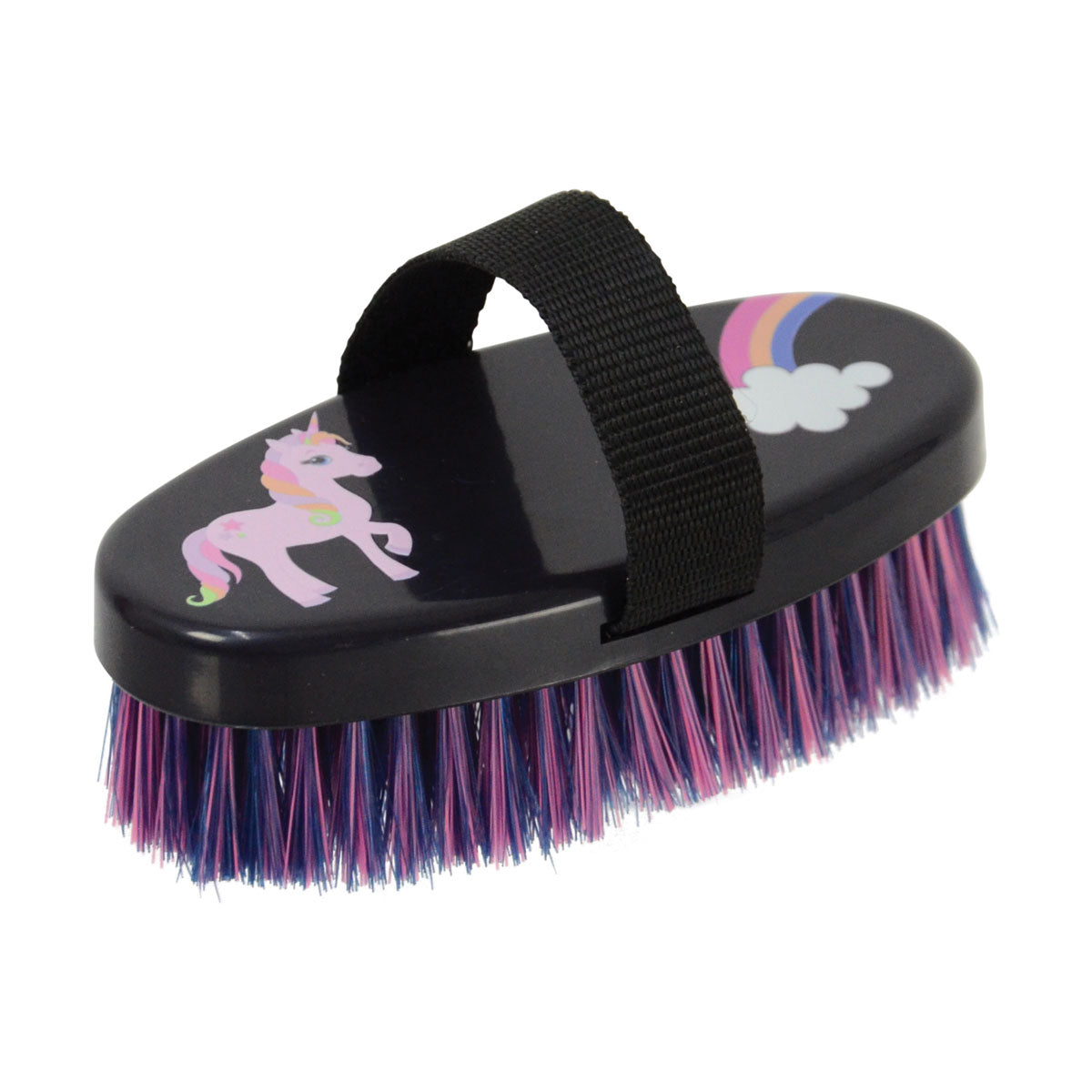 Little Rider Unicorn Body Brush