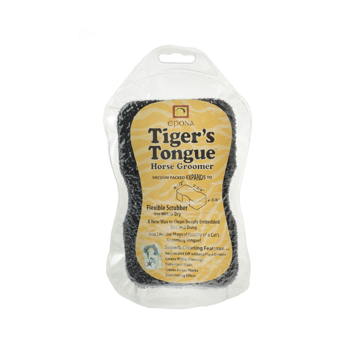 Tigers Tongue Grooming Aid