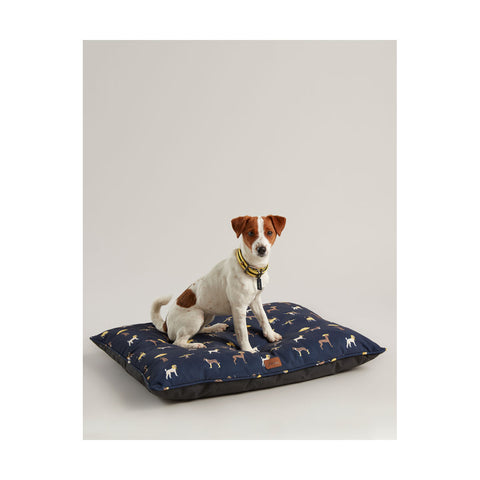 Joules Print Dog Mattress