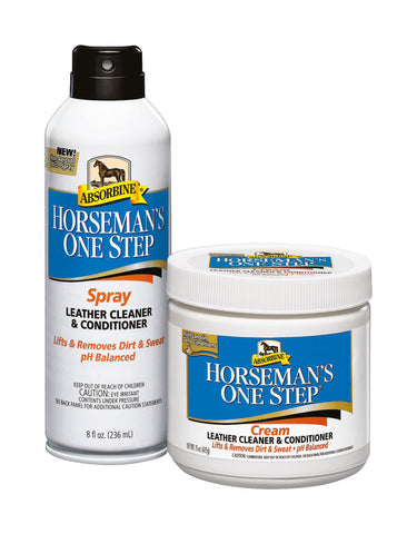 Horseman's One Step Tack Cleaner