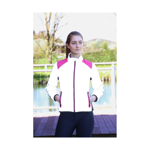 HyVIZ Silva Flash Two Tone Reflective Jacket