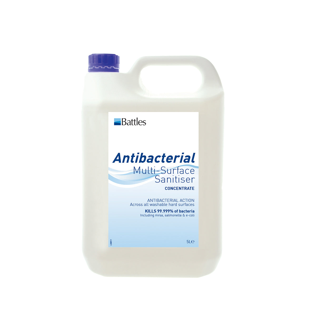 Battles Anti-Bacterial Multi-Surface Sanitiser (Ready To Use)