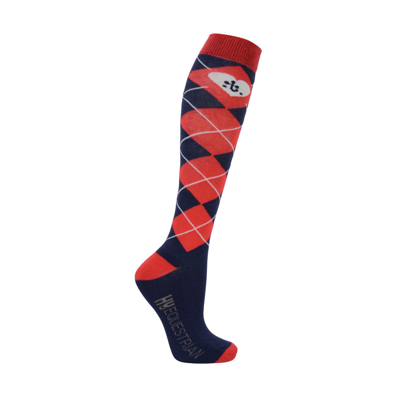Hy Equestrian Thelwell Collection Socks - Adult