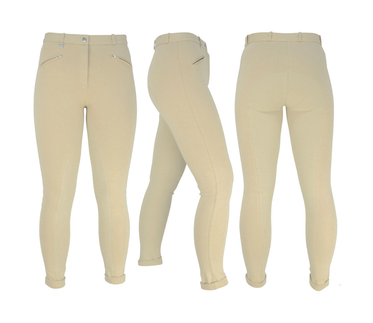 HyPERFORMANCE Raised Polka Dot Ladies Jodhpurs