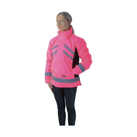 HyVIZ Waterproof Riding Jacket Reflective Coat