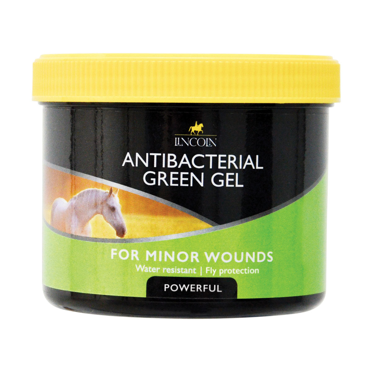 Lincoln Antibacterial Green Gel