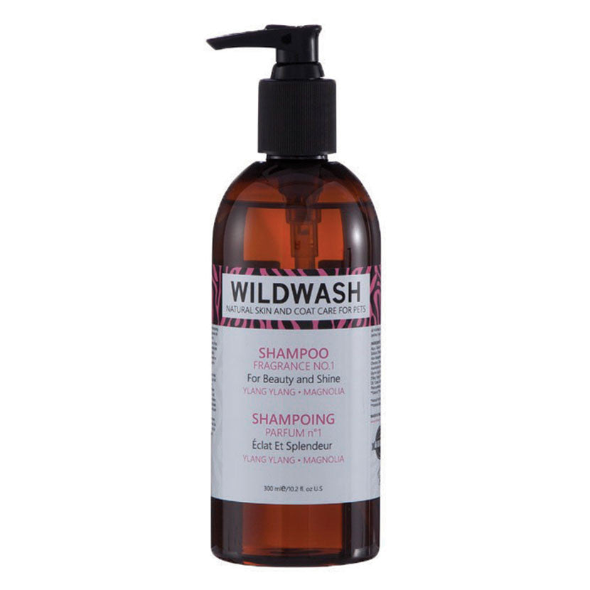 Wild Wash Dog Shampoo for Beauty and Shine - Fragrance Number 1